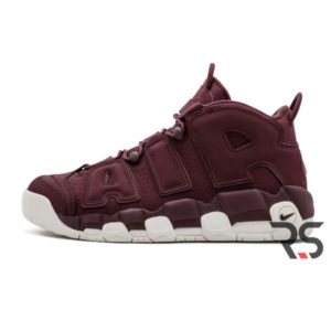 Женские кроссовки Nike Air More Uptempo «Night Maroon»