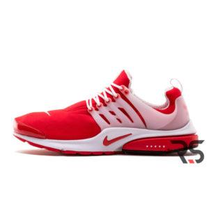 Кроссовки Nike Air Presto Red|White