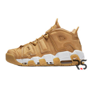 Кроссовки Nike Air More Uptempo 96 «Flax Phantom»