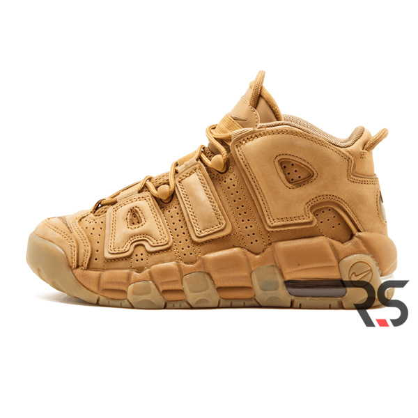 Кроссовки Nike Air More Uptempo 96 «Flax»