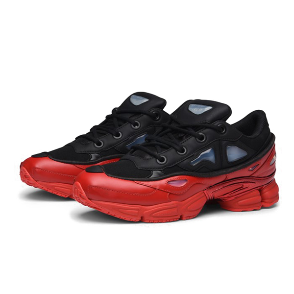 "Мужские кроссовки Adidas Raf Simons Ozweego 2 ""Black/Red"""