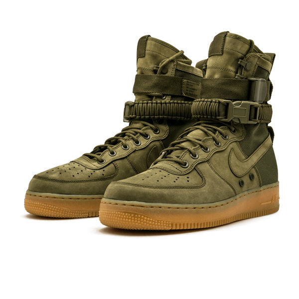 Кроссовки Nike SF Air Force 1 «Faded Olive»