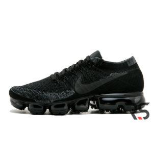 Кроссовки Nike Air Vapormax «Black/Dark Grey»