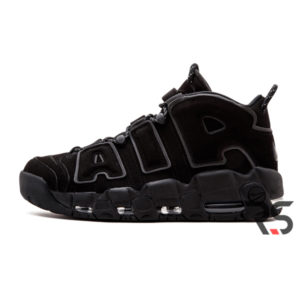 "Кроссовки Nike Air More Uptempo ""Black Reflective"""