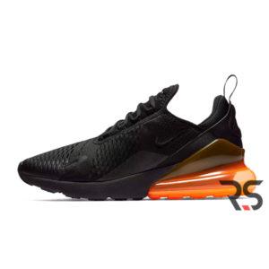 Кроссовки Nike Air Max 270 «Black/Orange»