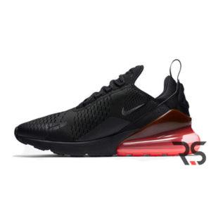 Кроссовки Nike Air Max 270 «Black/Hot Punch»