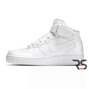 Кроссовки Nike Air Force 1 High «White»