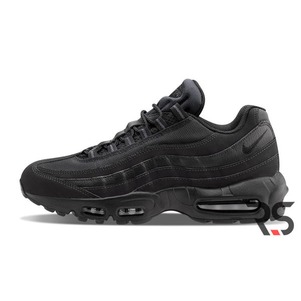 Кроссовки Nike Air Max 95 «Black Triple»
