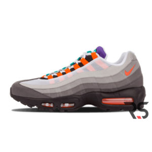 Кроссовки Nike Air Max 95 «Greedy»