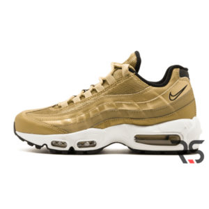 Кроссовки Nike Air Max 95 «Gold/White»