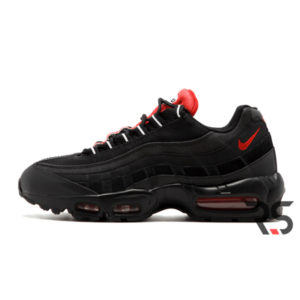 Кроссовки Nike Air Max 95 «Black/Red»