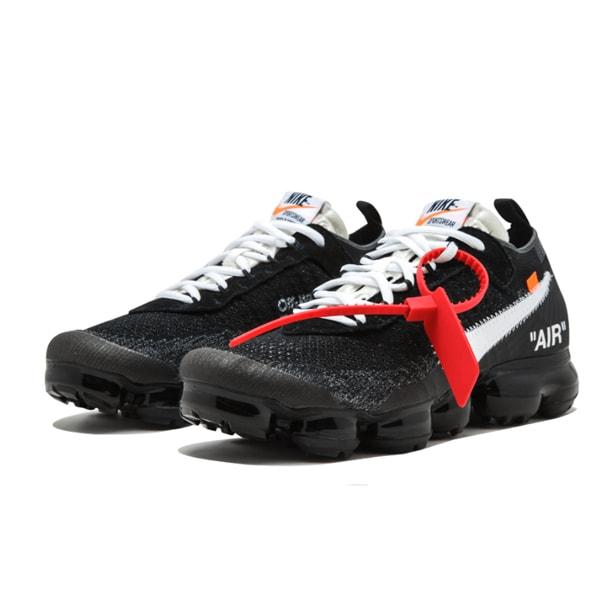 Купить кроссовки Off White x Nike Air VaporMax «Black»