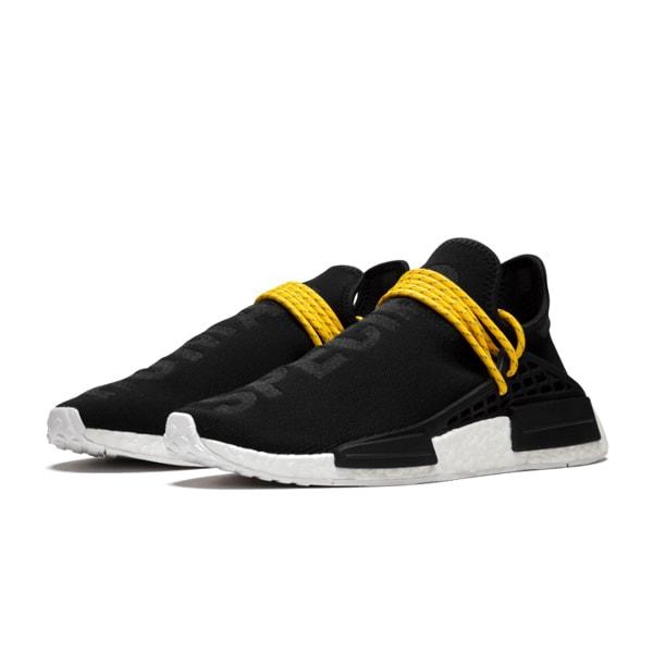 Купить кроссовки Adidas Human NMD Race «Black» в Украине