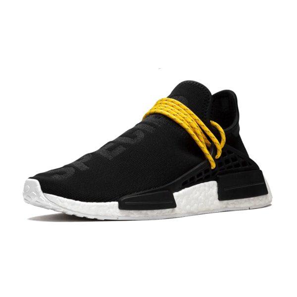 Кроссовки Adidas Human NMD Race «Black»