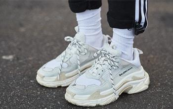 Купить кроссовки Balenciaga Triple S