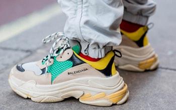 Кроссовки Balenciaga Triple S фото 1