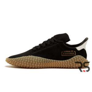 Кроссовки Adidas Kamanda «Black Gum»
