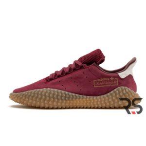 Кроссовки Adidas Kamanda «Burgundy Gum»