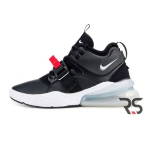 Кроссовки Nike Air Force 270 «Black/White»