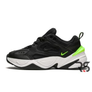 Кроссовки Nike M2K Tekno «Black Volt»