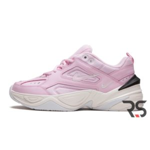 Кроссовки Nike M2K Tekno «Pink/White»