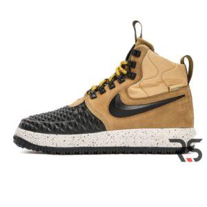 903525d2 Кроссовки Nike Lunar Force 1 Duckboot 17 «Metallic Gold» купить в ...