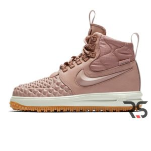 Кроссовки Nike Lunar Force 1 Duckboot' 17 «Particle Pink»