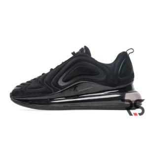 Кроссовки Nike Air Max 720 «Black»
