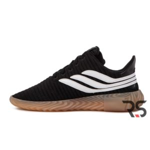 Кроссовки Adidas Sobakov «Black/White/Gum»