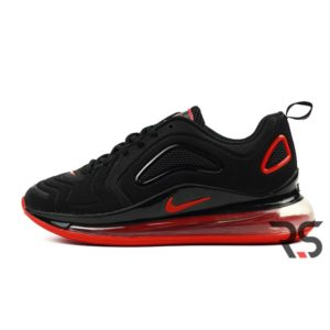 Кроссовки Nike Air Max 720 «Black/Red»