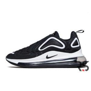 Кроссовки Nike Air Max 720 «Black/White»