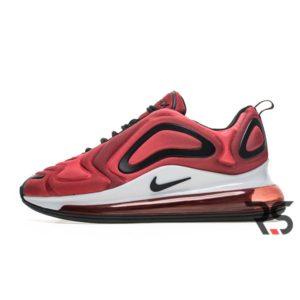 Кроссовки Nike Air Max 720 Wine «Red/Black»