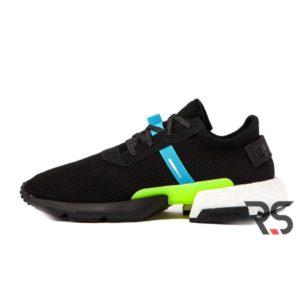 Кроссовки Adidas POD-S3.1 «Black/White»