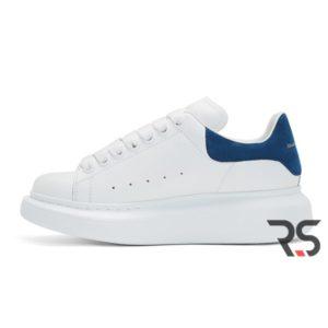 Кроссовки Alexander McQueen «White/Blue»