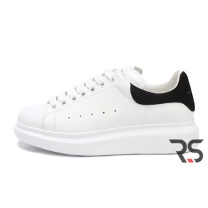 Кроссовки Alexander McQueen «White/Black»