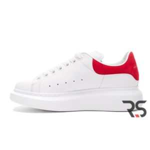 Кроссовки Alexander McQueen «White/Red»