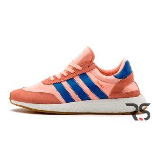 Кроссовки Adidas Iniki Runner «Pink/Blue»