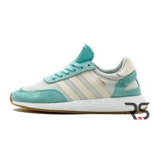 Кроссовки Adidas Iniki Runner «Green/Beige»