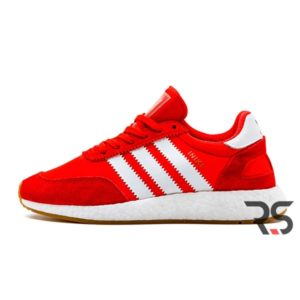 Кроссовки Adidas Iniki Runner «Red»