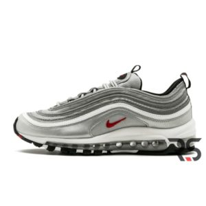 Кроссовки Nike Air Max 97 «Silver Bullet»