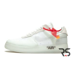 Кроссовки Nike Air Force 1 Low x Off-White «White»
