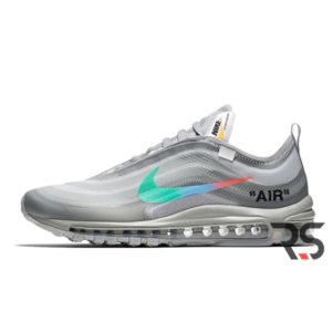 Кроссовки Nike Air Max 97 x Off-White «Menta»