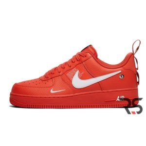 Кроссовки Nike Air Force 1 07 Low Lv8 «Red»