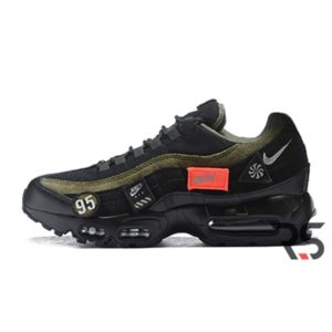 Кроссовки Nike Air Max 95 HAL «Black/Olive»