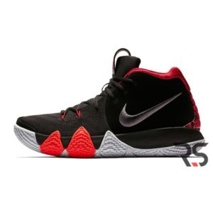 Кроссовки Nike Kyrie 4 «Black/Red/White»