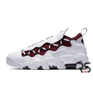 Кроссовки Nike Air More Money «White/Red»