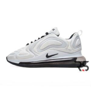 Кроссовки Nike Air Max 720 «White/Black»