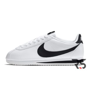 Кроссовки Nike Cortez Basic «White/Black»