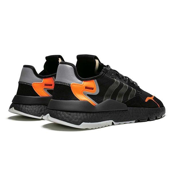 Кроссовки Adidas Nite Jogger «Core Black»