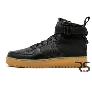 Кроссовки Nike SF Air Force 1 Mid «Black Gum»